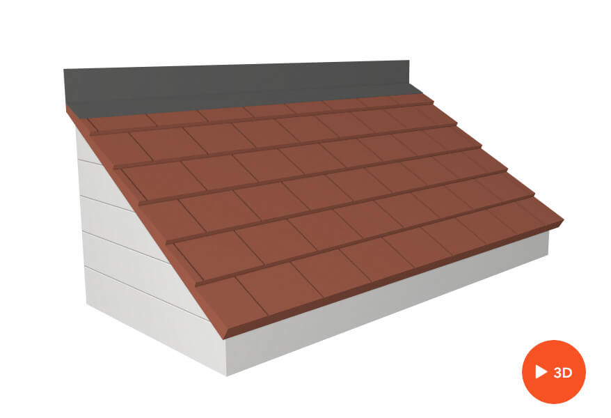 GRP Roof Canopy